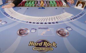 ハードロック・カジノエリア