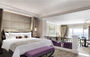 ザベネチアン ホテルルーム