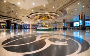 MGM Grand ホテルロビー